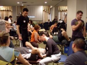 Active Release Technique selkäkurssi Torontossa