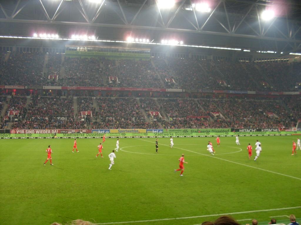 Dusseldorf-Schalke